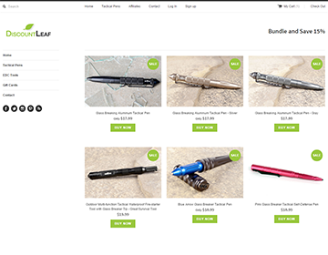 Tactical Pen Warehouse – DiscountLeaf